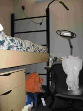 Photo of my room at South Pole